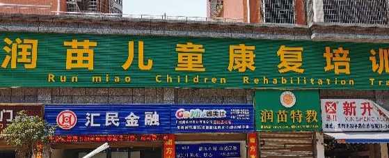 耒阳市润苗特殊儿童康复中心
